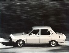 Renault 12 gordini original press photo