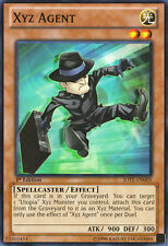 YUGIOH JOTL IT005 - 3X AGENTE XYZ