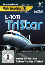 L-1011 TriStar (PC, 2013, DVD-Box) Flight Simulator X & Prepar3d -FSX & P3D