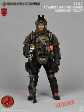 ZERT Advanced Machine Gunner Sully USA Exclusive Action Figure 1/6 MINT BOX MSE
