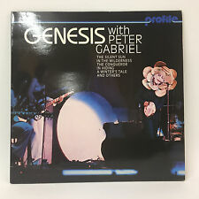 Genesis - with Peter Gabriel | Decca 1981 | VG+ / VG+ | Cleaned Vinyl LP
