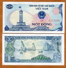 Vietnam, 1 Dong, 1985, P-90, aUNC