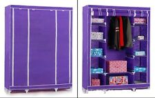 FOLDING WARDROBE CUPBOARD ALMIRAH-XII- DOUBLE- PP1