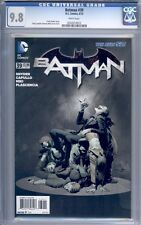 Batman #39   Joker cover   1st print   CGC 9.8