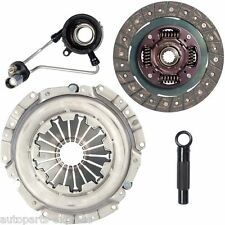 CLUTCH KIT WITH SLAVE FOR 1995-1999 CHEVY CAVALIER PONTIAC SUNFIRE 2.2L 96 97 98