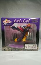 Capcom Girls Vampire Hunter Dark Stalkers Revenge Lei Lei PVC Figure Rare 6.5""