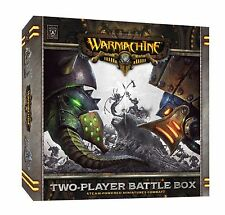 Warmachine Two-Player Battlebox PIP25002 - In Store Return - Out of Box