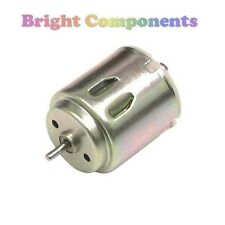 1.5V to 4.5V Miniature DC Motor - 12200rpm - Reversable - 1st CLASS POST