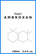 Molecule 02  Ambroxan - finest 100ml Identical to Escentric Molecules good Gift