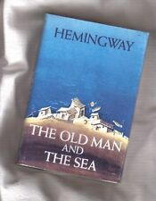 "THE OLD MAN AND THE SEA~Ernest Hemingway 1952~First Edition - ""A"" Fine!"