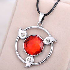 Naruto Sharingan Cosplay Necklace For Uchiha Sasuke Cosplay Hatake Kakashi Gift