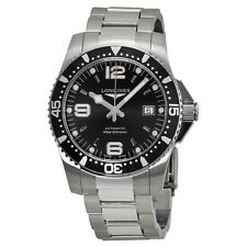 Longines Hydroconquest Stainless Steel Mens Watch L3.642.4.56.6