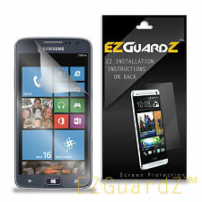 5X EZguardz Clear Screen Protector Shield 5X For Samsung ATIV S Neo