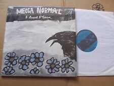 MECCA NORMAL,FLOOD PLAIN lp m-/m(-) in shrink k-records KLP 22 , USA 1993