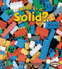 What is a Solid? by Jennifer Boothroyd (Paperback, 2008)