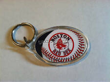 Boston Red Sox Acrylic Key Chain