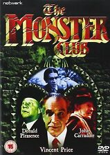 The Monster Club - DVD NEW & SEALED - Vincent Price & John Carradine