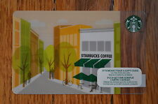 """Canada Series Starbucks """"CITY STORE 2013"""" Gift Card - New No Value"""