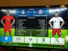 PS4 OPTION FILE Pro Evolution Soccer PES 2017 Best on eBay LATEST UPDATED 28 Nov