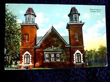 Early 1900's The Baptist Church in Chester, SC South Carolina PC