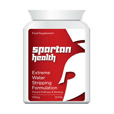 SPARTAN HEALTH EXTREME WATER STRIPPING FORMULATION TABLETS WATER LOSS