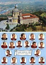 TORINO : I GLORIOSI CAMPIONI DEL TORINO CADUTI A SUPERGA IL 4.MAGGIO 1949 *