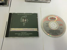 ALAN PARSONS PROJECT Tales Of Mystery And Imagination NR MINT GERMAN PRESS CD