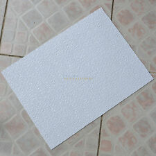 4 pcs HO/OO Stone Plate Scale Model Building Brick patterns for building making