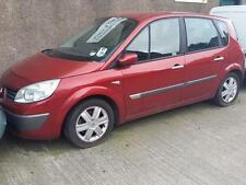 RENAULT MEGANE SCENIC MK2 1.9 DCi DYNAMIQUE (BREAKING FOR SPARES BID FOR A BULB)