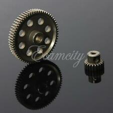 11184 Diferencial Main Gear 64T 11181 Motor Engranaje 21T RC HSP 1:10th Car