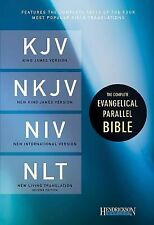 THE COMPLETE EVANGELICAL PARALLEL BIBLE [97 - HENDRICKSON BIBLES (HARDCOVER) NEW