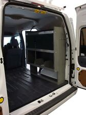 "Van Shelving Storage - Space Saver to fit Chevy City Express, Nissan NV200  32""L"
