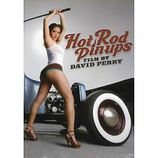 Hot Rod Pinups DVD Greaser Girls Garage Punk Gearhead Records David Perry