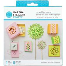 Martha Stewart cut and fold punch  Pinwheel 42-95002