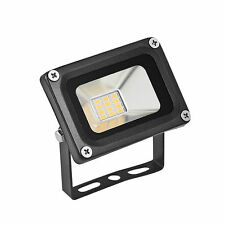 10W Watt LED Flood Light Outdoor Spotlight Garden Security Lamp 12V Warm White
