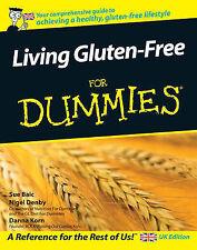 Korn, Danna Living Gluten Free For Dummies by Korn, Danna ( Author ) ON Jun-08-2