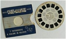 VIew Master - Sawyers - B20 - Woody Woodpecker- 1 disco - Inglese - English
