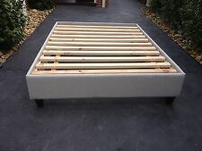 UPHOLSTERED BED BASE - Queen Size - Australian Made