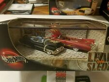Hot Wheels,100%,LEAD SLEDZ II,2 pc. set.