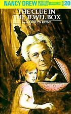 NANCY DREW #20 - THE CLUE IN THE JEWEL BOX  (1991, Hardcover)