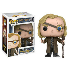 Harry Potter Pop! Vinyl Figure - Mad-Eye Moody  *BRAND NEW*