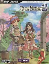 Rune Factory 2 Official Strategy Guide by BradyGames Staff (2008)