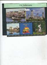 P146 # MALAYSIA USED PICTURE POST CARD * JOHOR SCENERY