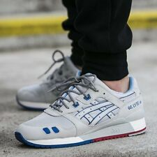 ASICS Gel Lyte III 3 Future Pack Silver Suede Size 10 Mens Shoes (H637Y-1010)