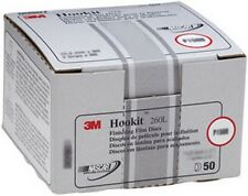 "3M 950 Hookit™ Finishing Film Disc 00950, 6"", P1500, 100 discs/bx"