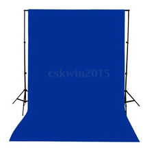 8 x 12 ft  Screen Blue Chromakey Studio Photography Video Backdrop Background
