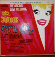 The orig. cas recording Carol Channing In Show Girl SF-9054  101516LLE