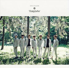 BTOB 1ST ALBUM [ COMPLETE ] CD+BOOKELET+264P BOOK+PHOTO CARD