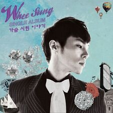 WHEESUNG - 2nd Single Album