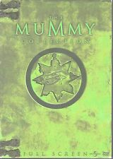 The Mummy Collection (DVD, 2002, 2-Disc Set, Pan & Scan Full Frame)